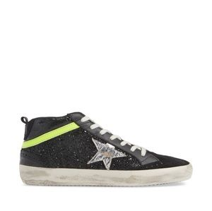 Authentic Golden Goose mid-top sneaker